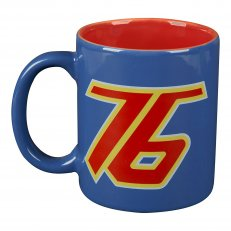 Overwatch Soldier: 76 Logo Ceramic Mug - 11oz