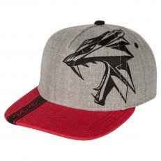 A The Witcher 3 Witcher Slays Snap Back Hat
