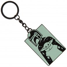 "Star Wars Mandalorian ""The Child"" Keychain"
