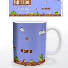 Super Mario - Retro Mug - 11oz