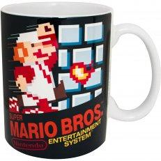 Super Mario - NES Cover Mug - 11oz