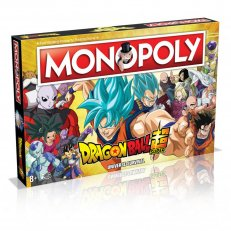 Dragon Ball Super Edition Monopoly