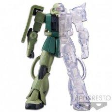 Mobile Suit Gundam Internal Structure MS-06F ZAKU II ver.A