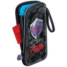 Switch Lite - Zelda: Hyrule Shield Slim Travel Case