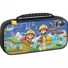 . Switch Super Mario: Maker2 Deluxe Travel Case