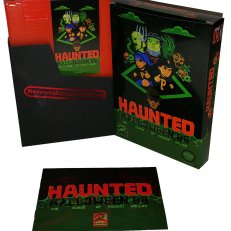 Haunted Halloween 86 - NES Cartridge Game