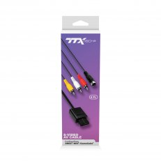TTX Tech S-Video AV Cable for GameCube