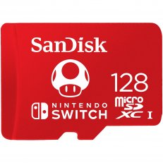 Switch SanDisk MicroSDXC 128 GB Memory Card