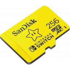 Switch SanDisk MicroSDXC 256 GB Memory Card