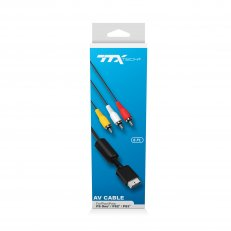 TTX Tech AV Cable for PSone, PS2, and PS3