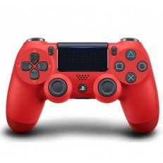 PS4 DualShock 4 Wireless Controller - Red - UAE