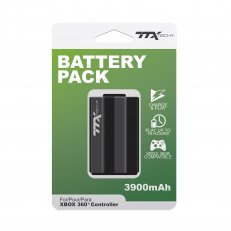 TTX Tech Rechargeable Battery Pack for the Xbox 360 Contro