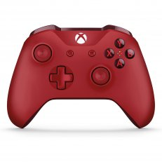 Xbox One S Wireless Controller- Red
