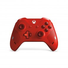 Xbox One S Red Sport Controller
