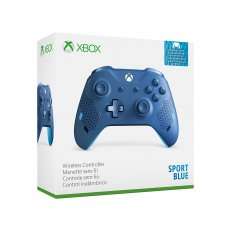 Xbox One S Sport Blue Controller