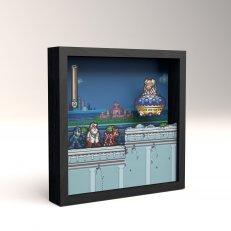 Pixel Frames - Mega Man 7 - Dr. Wily
