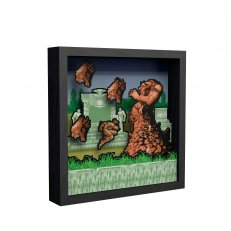 "Pixel Frames - Altered Beast 9""x9"""
