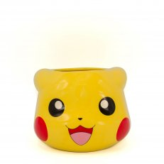 Pikachu 3D Sculpted Ceramic Mug