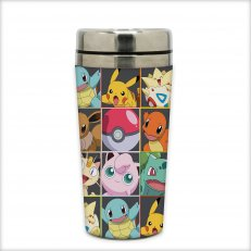 Pokemon Starters and Partners Grid Travel Cup