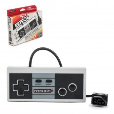 NES Wired 8-Bit Controller Classic Color