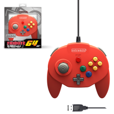 Tribute64 Controller - USB® Port