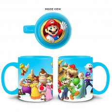 Super Mario Inside Print Coffee Mug 16oz