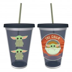 "Star Wars Mandalorian ""The Child"" Evolution Travel Cup"
