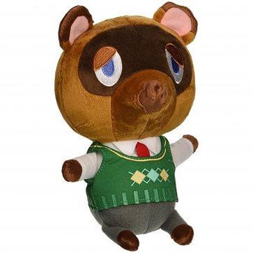 "Animal Crossing - Tom Nook 7"" Plush"
