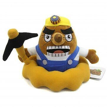 "Animal Crossing - Mr. Resetti 7"" Plush"