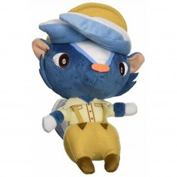 "Animal Crossing - Kicks 7"" Plush"