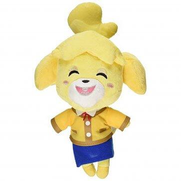 "Animal Crossing - Smiling Isabelle 6"" Plush"