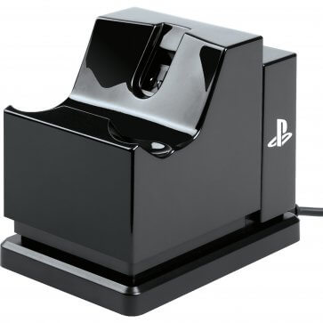 A PS4 Charging Stand - Black