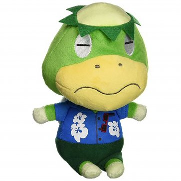 "Animal Crossing - Kapp'n 7"" Plush"