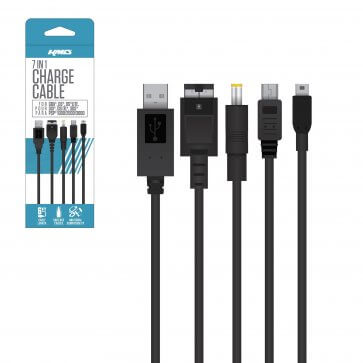 Universal 7 in 1 Portable Charge Cable
