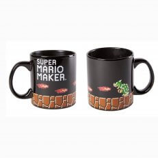 Super Mario - Bowser Heat Change Mug