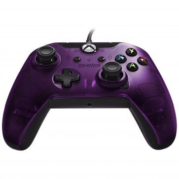 Xbox One Wired Controller Purple
