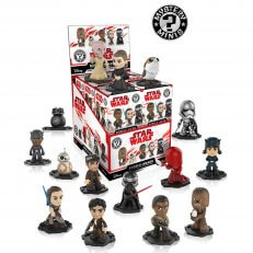 Mystery Minis - Star Wars The Last Jedi - 12 pc PDQ
