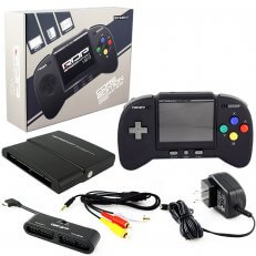 Retro RDP Portable Handheld Console V2.0-CORE Edition Black