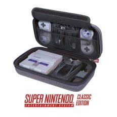 Deluxe Carrying Case for SNES Classic Edition
