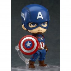 Marvel - Captain America Nendoroid