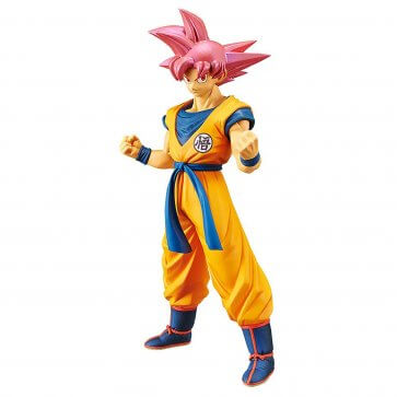 DB Super Movie Cyokoku Buyuden - Super Saiyan God Son Goku