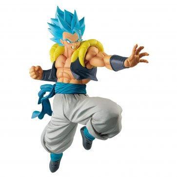 DB Super Movie Ultimate Soldiers - Super Saiyan Blue Gogeta