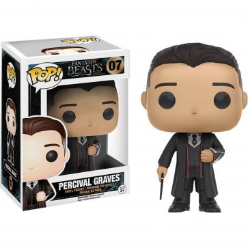 POP - Fantastic Beasts - Percival