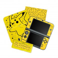 New 3DSXL Pikachu Premium Set