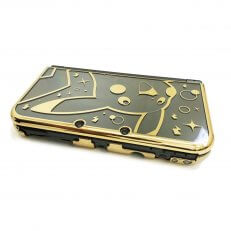 New 3DS XL Pikachu Gold Premium Protector