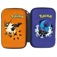 New 3DSXL Pokemon Ultra Sun & Ultra Moon Hard Pouch