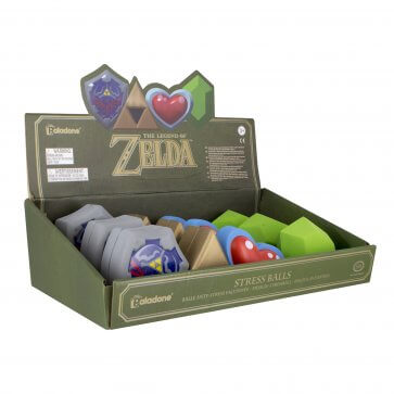Zelda Stress Balls - 12 pc CDU