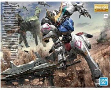 ". Gundam Barbatos ""Gundam IBO"", Bandai Spirits MG 1/100"