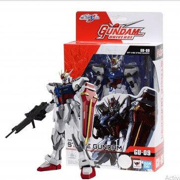 "GAT-X105 Strike ""Mobile Suit Gundam Seed"" Figure"