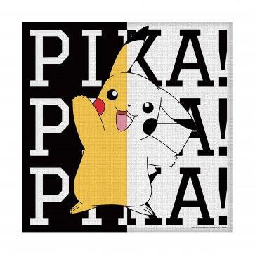 ' Pokemon Canvas 12x12 2-PC Assortment